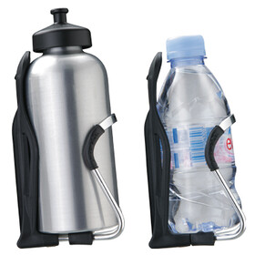 Topeak Modula Cage 2 Drink Bottle Holder black/silver